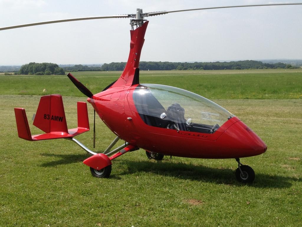 autogyro calidus Quotes